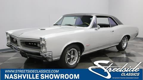 1966 Pontiac GTO for sale in La Vergne, TN