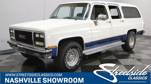 1990 GMC Suburban for sale in La Vergne, TN