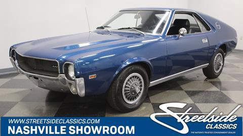 1969 AMC AMX for sale in La Vergne, TN
