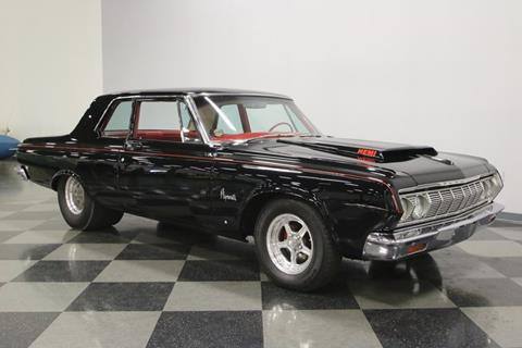 1964 Plymouth Savoy