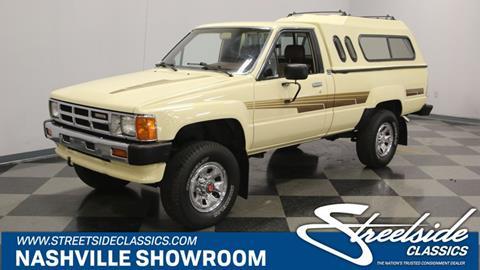 Toyota Pickup For Sale Carsforsale Com