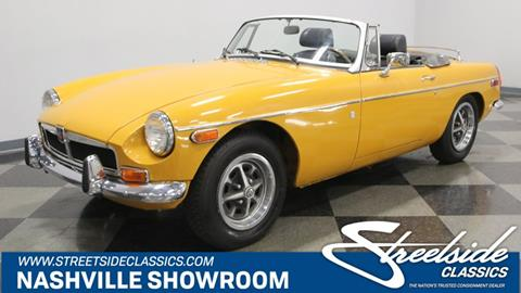1973 MG MGB for sale in La Vergne, TN