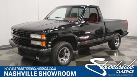 1990 Chevrolet C K 1500 Series For Sale Carsforsale Com