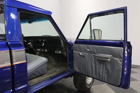 1978 Jeep J-10 Pickup