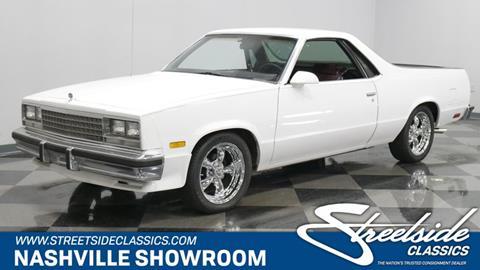 1986 Chevrolet El Camino for sale in La Vergne, TN