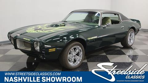 Classic Cars For Sale In Tennessee Carsforsale Com