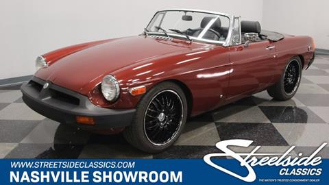 1979 MG MGB for sale in La Vergne, TN