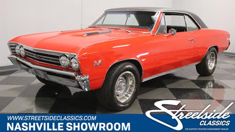 1967 Chevrolet Chevelle for sale in La Vergne, TN