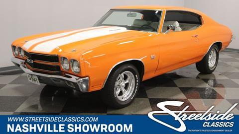 1970 Chevrolet Chevelle for sale in La Vergne, TN
