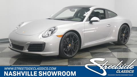 2017 Porsche 911 for sale in La Vergne, TN