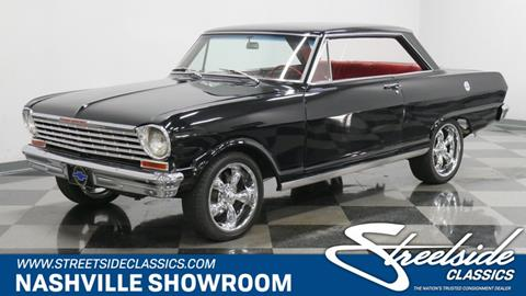 1964 Chevrolet Nova for sale in La Vergne, TN