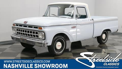 1965 Ford F-100 for sale in La Vergne, TN