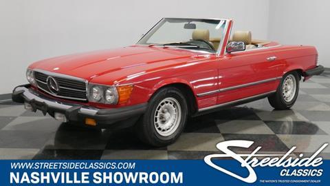 1984 Mercedes-Benz 380-Class for sale in La Vergne, TN