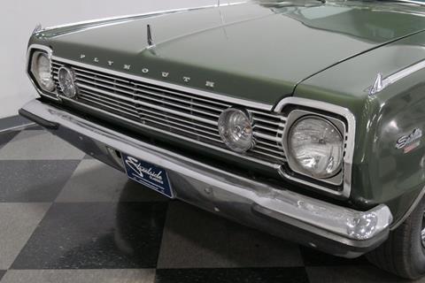 1966 Plymouth Satellite