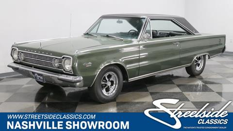 1966 Plymouth Satellite for sale in La Vergne, TN