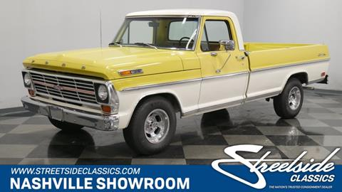 1969 Ford F-100 for sale in La Vergne, TN
