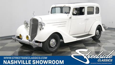 1934 Chevrolet Master Deluxe for sale in La Vergne, TN