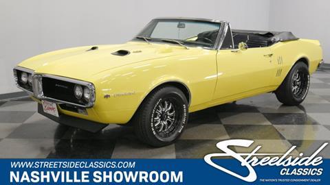 1967 Pontiac Firebird for sale in La Vergne, TN