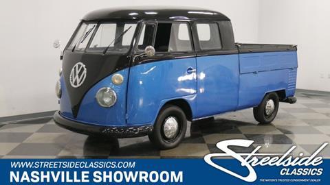 1962 Volkswagen Transporter II for sale in La Vergne, TN