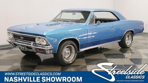 1966 Chevrolet Chevelle for sale in La Vergne, TN