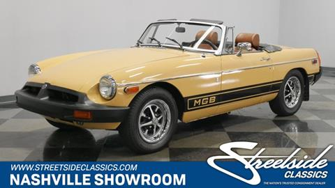 1976 MG MGB for sale in La Vergne, TN
