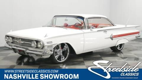 1960 Chevrolet Impala for sale in La Vergne, TN