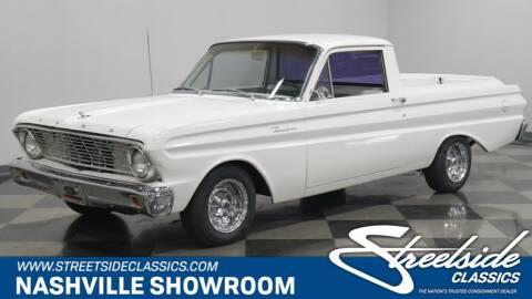 1964 Ford Falcon for sale at Streetside Classic Cars - La Vergne in La Vergne TN