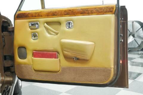 1975 Rolls-Royce Silver Shadow