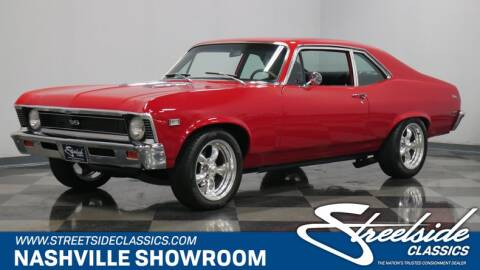 Used 1968 Chevrolet Nova For Sale In Raleigh Nc Carsforsale Com