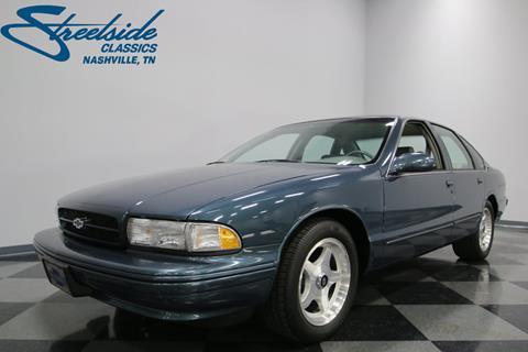 1996 Chevrolet Impala for sale in La Vergne, TN