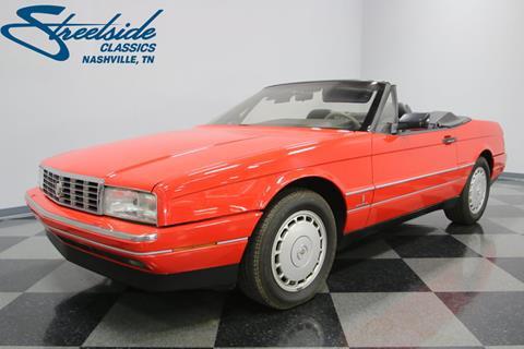 1990 Cadillac Allante for sale in La Vergne, TN