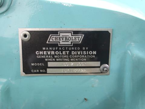 1957 Chevrolet 150 for sale in La Vergne, TN