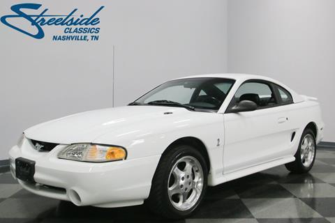 1995 Ford Mustang SVT Cobra for sale in La Vergne, TN