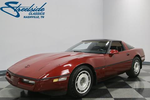1987 Chevrolet Corvette for sale in La Vergne, TN
