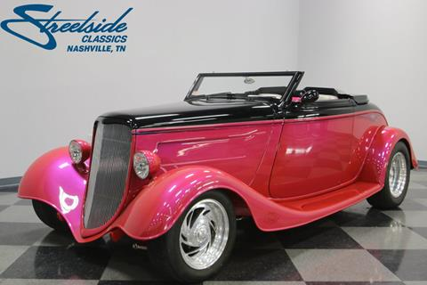 1933 Ford Cabriolet  for sale in La Vergne, TN