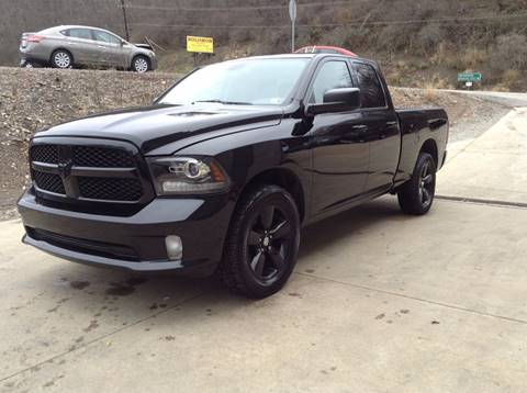 2013 RAM Ram Pickup 1500 for sale in Fayette City, PA