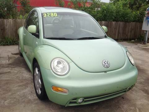 2000 Volkswagen New Beetle for sale in Texas City, TX