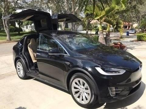 2016 Tesla Model X for sale in Sacramento, CA