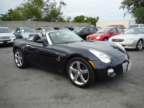 2007 Pontiac Solstice for sale in Sacramento, CA