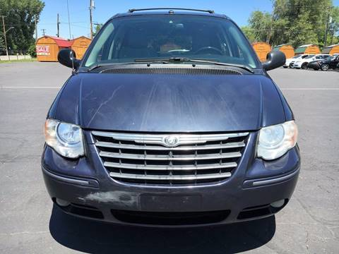 2007 Chrysler Town and Country for sale in West Valley, UT