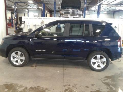 2017 Jeep Compass for sale in Viroqua, WI