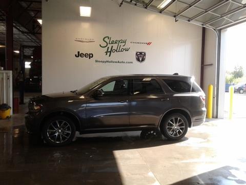 2017 Dodge Durango for sale in Viroqua WI
