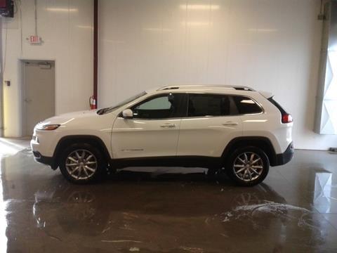 2018 Jeep Cherokee for sale in Viroqua, WI