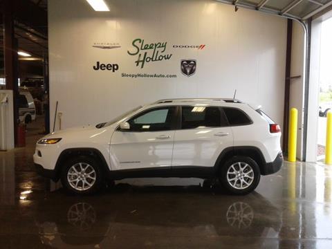 2017 Jeep Cherokee for sale in Viroqua, WI