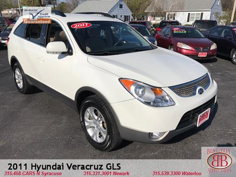 2011 Hyundai Veracruz for sale in N Syracuse, NY