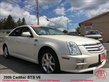 2006 Cadillac STS for sale in N Syracuse, NY