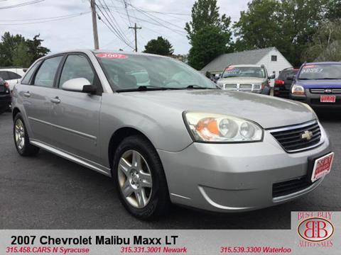 2007 Chevrolet Malibu Maxx for sale in N Syracuse, NY