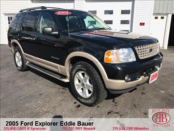 2005 Ford Explorer for sale in N Syracuse, NY
