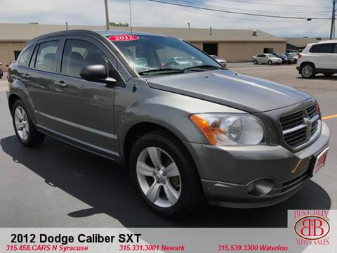 2012 Dodge Caliber for sale in N Syracuse, NY