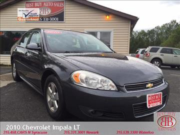 2010 Chevrolet Impala for sale in N Syracuse, NY